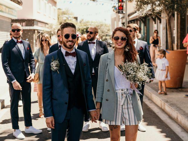 Le mariage de Romain et Fannie à La Capte, Var 64