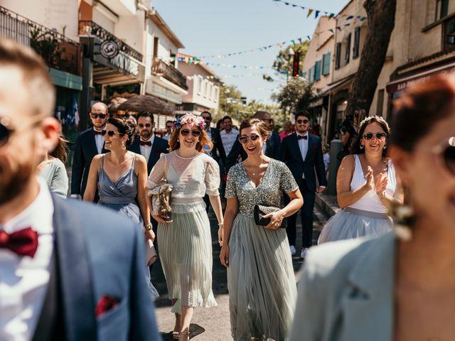 Le mariage de Romain et Fannie à La Capte, Var 65