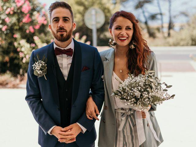 Le mariage de Romain et Fannie à La Capte, Var 68