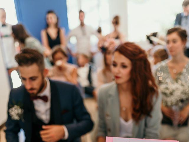 Le mariage de Romain et Fannie à La Capte, Var 76