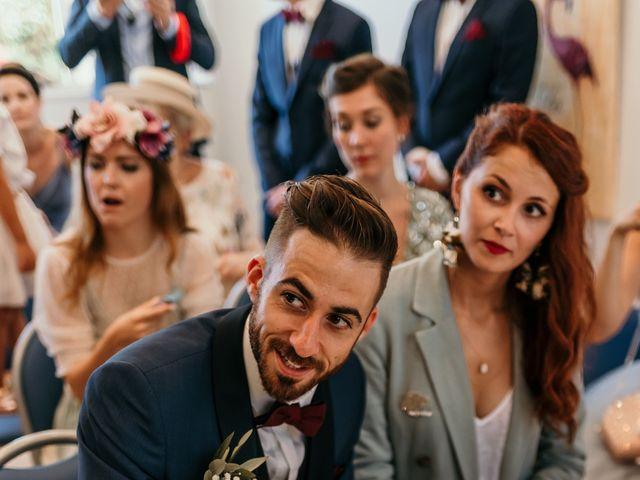 Le mariage de Romain et Fannie à La Capte, Var 77