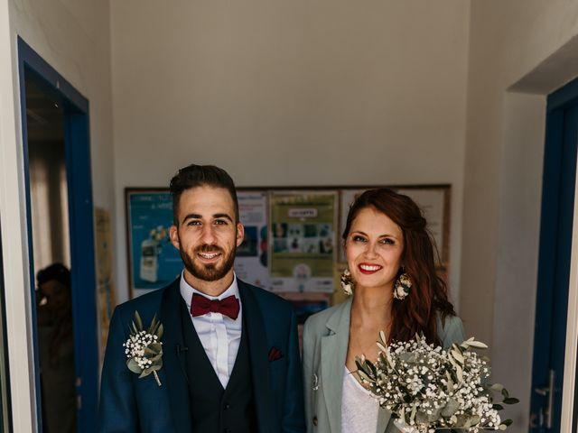 Le mariage de Romain et Fannie à La Capte, Var 81