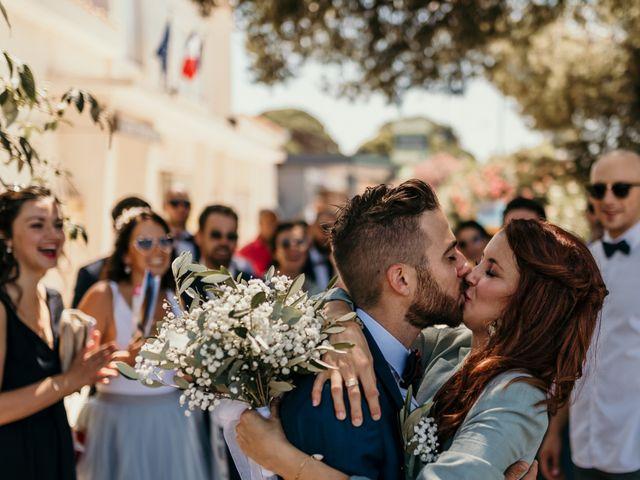 Le mariage de Romain et Fannie à La Capte, Var 86