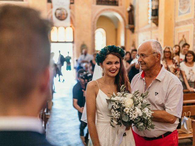 Le mariage de Romain et Fannie à La Capte, Var 117