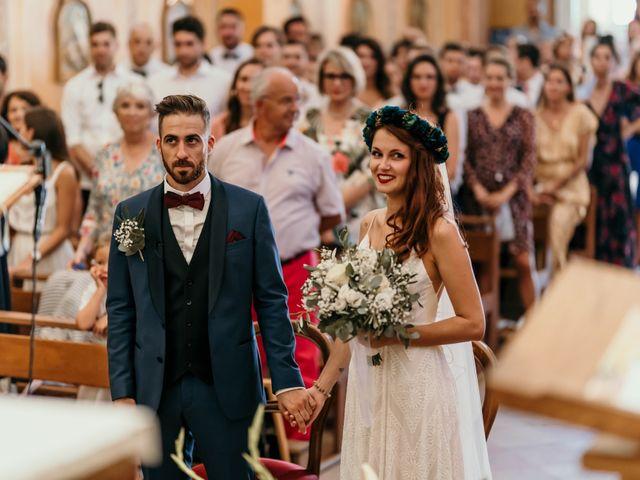 Le mariage de Romain et Fannie à La Capte, Var 120