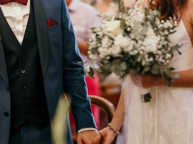 Le mariage de Romain et Fannie à La Capte, Var 121