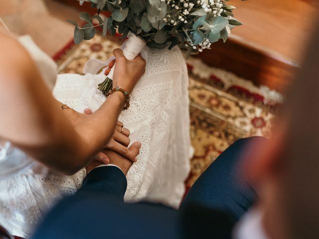 Le mariage de Romain et Fannie à La Capte, Var 122