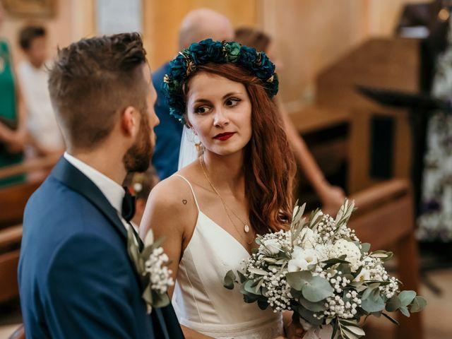 Le mariage de Romain et Fannie à La Capte, Var 123