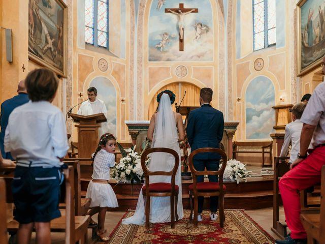 Le mariage de Romain et Fannie à La Capte, Var 124