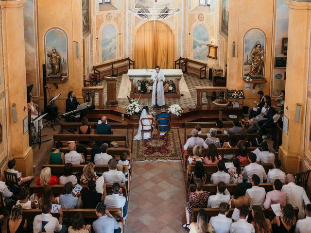 Le mariage de Romain et Fannie à La Capte, Var 126