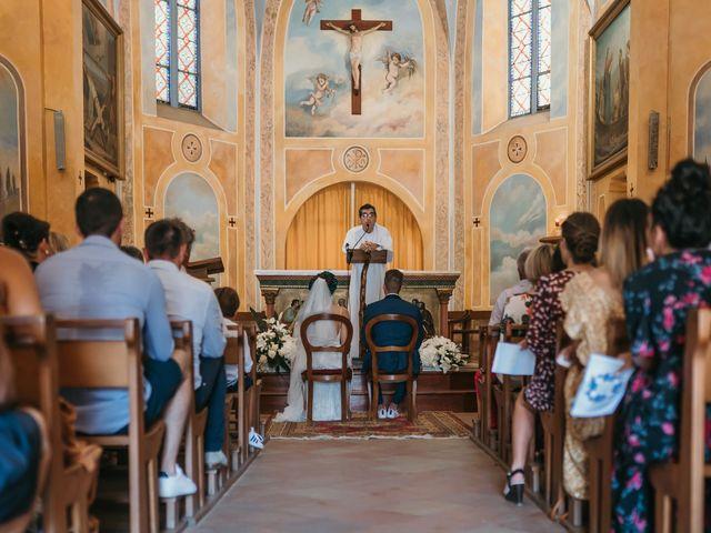 Le mariage de Romain et Fannie à La Capte, Var 128