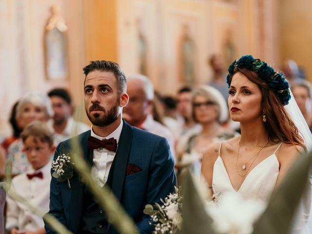 Le mariage de Romain et Fannie à La Capte, Var 130