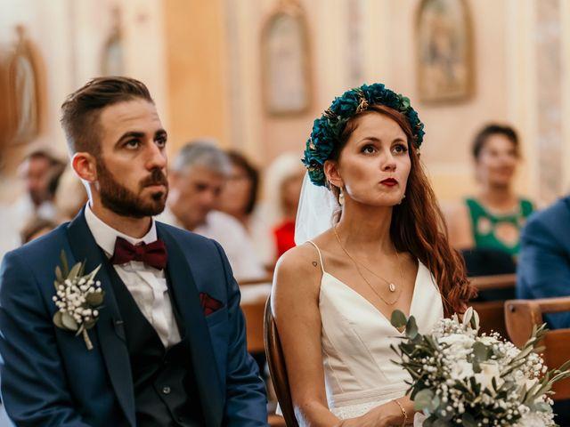 Le mariage de Romain et Fannie à La Capte, Var 132