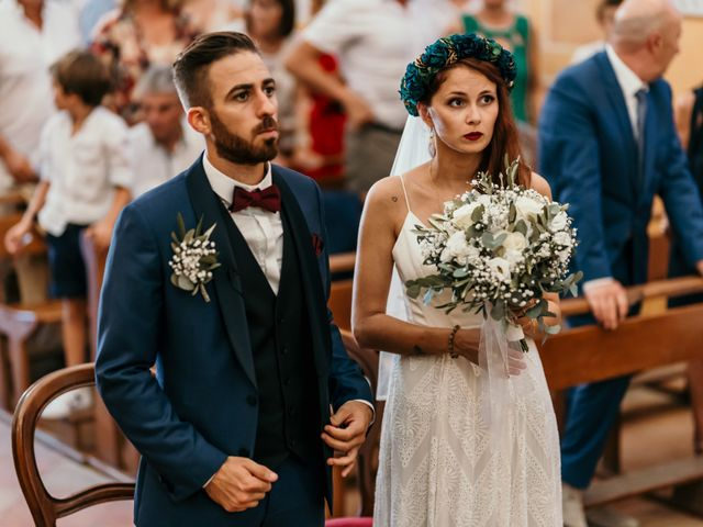 Le mariage de Romain et Fannie à La Capte, Var 133