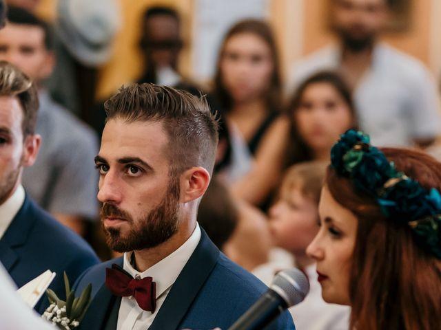 Le mariage de Romain et Fannie à La Capte, Var 135