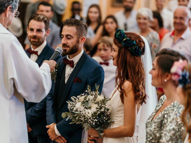Le mariage de Romain et Fannie à La Capte, Var 136