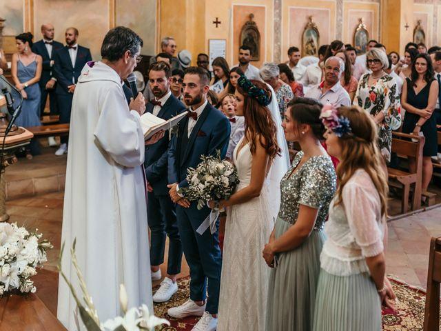 Le mariage de Romain et Fannie à La Capte, Var 137