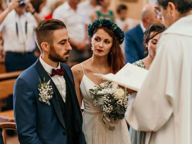 Le mariage de Romain et Fannie à La Capte, Var 139