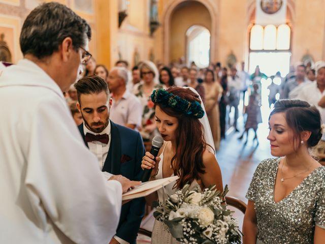 Le mariage de Romain et Fannie à La Capte, Var 140