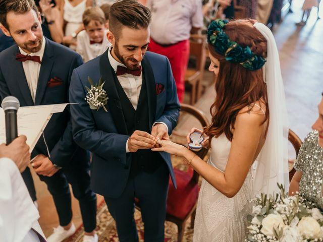 Le mariage de Romain et Fannie à La Capte, Var 142