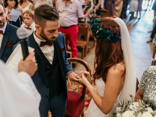 Le mariage de Romain et Fannie à La Capte, Var 143
