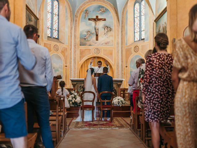 Le mariage de Romain et Fannie à La Capte, Var 146