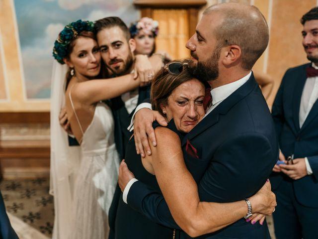 Le mariage de Romain et Fannie à La Capte, Var 147