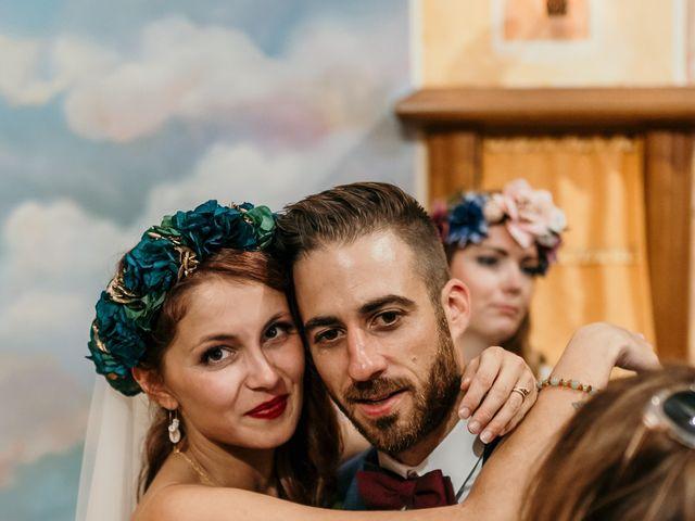 Le mariage de Romain et Fannie à La Capte, Var 148