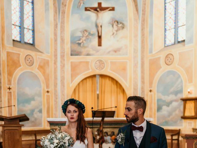 Le mariage de Romain et Fannie à La Capte, Var 150