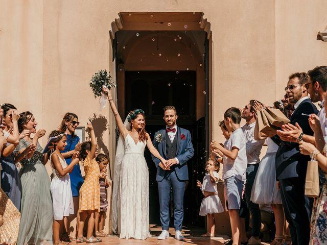 Le mariage de Romain et Fannie à La Capte, Var 151