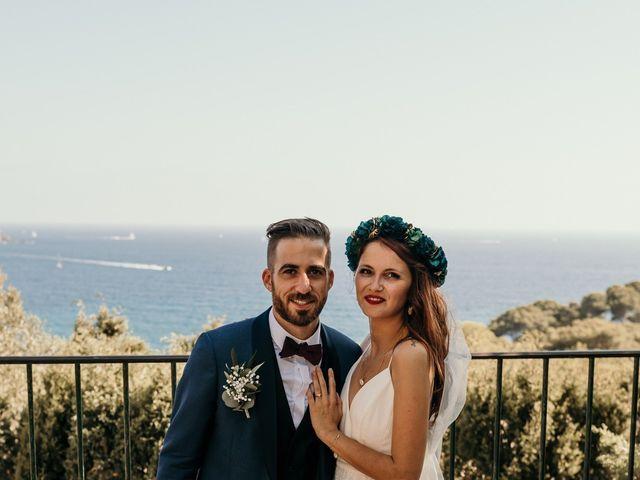 Le mariage de Romain et Fannie à La Capte, Var 153