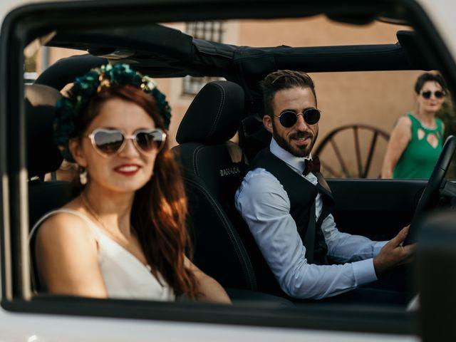 Le mariage de Romain et Fannie à La Capte, Var 178