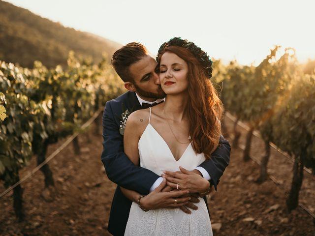 Le mariage de Fannie et Romain