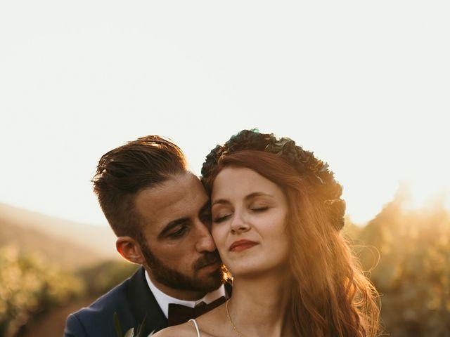 Le mariage de Romain et Fannie à La Capte, Var 191