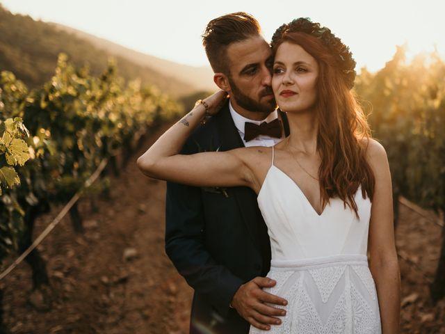 Le mariage de Romain et Fannie à La Capte, Var 192