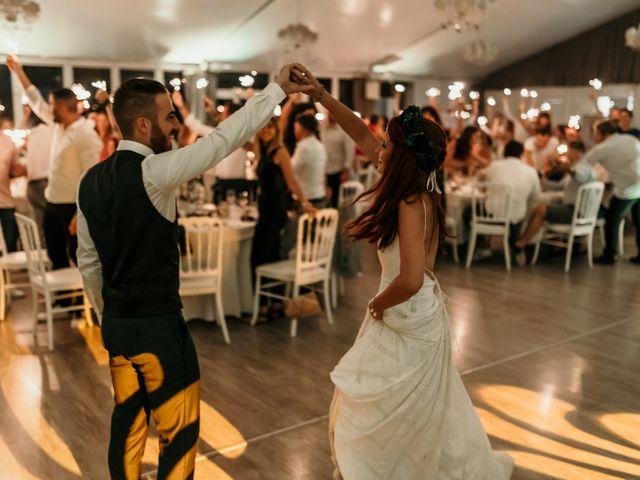 Le mariage de Romain et Fannie à La Capte, Var 206