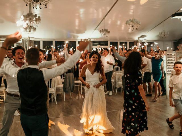 Le mariage de Romain et Fannie à La Capte, Var 208