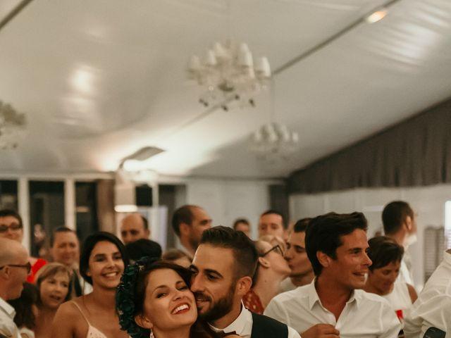 Le mariage de Romain et Fannie à La Capte, Var 212