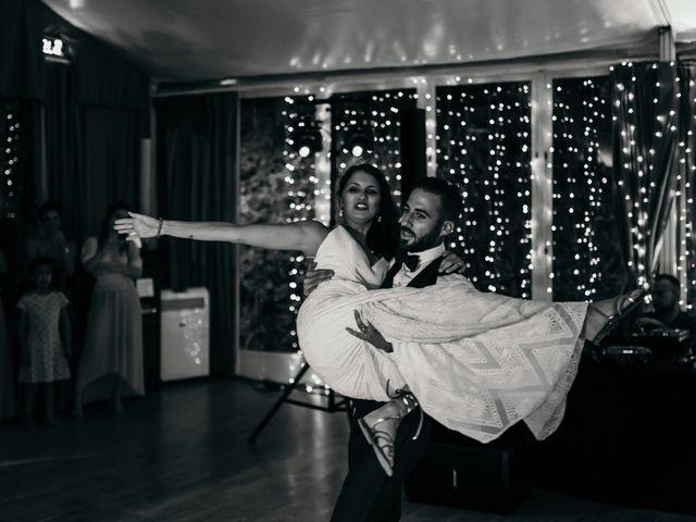 Le mariage de Romain et Fannie à La Capte, Var 218