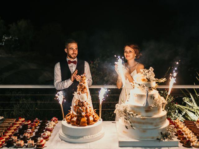 Le mariage de Romain et Fannie à La Capte, Var 229
