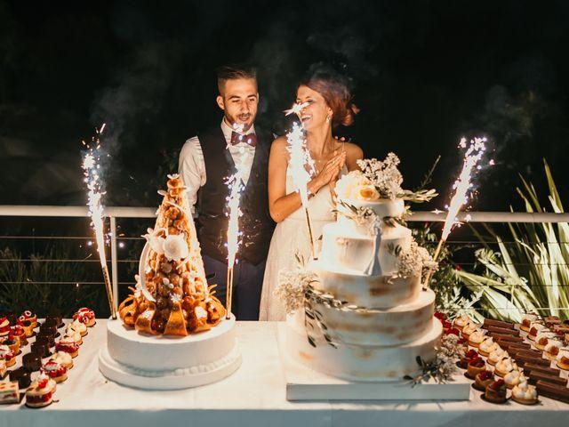 Le mariage de Romain et Fannie à La Capte, Var 230