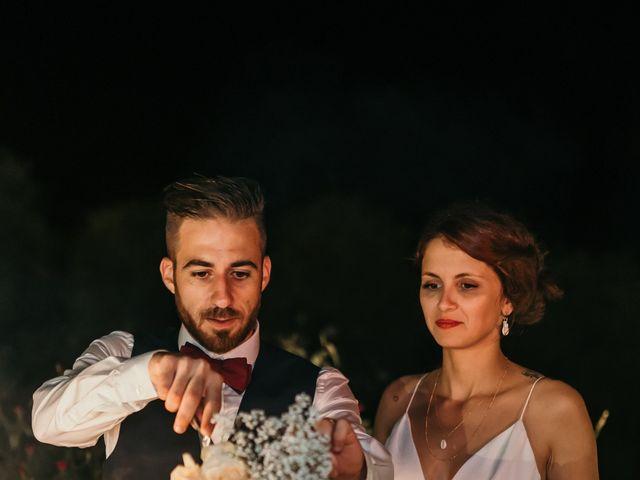 Le mariage de Romain et Fannie à La Capte, Var 231