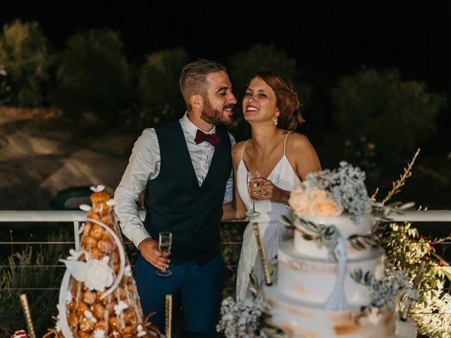 Le mariage de Romain et Fannie à La Capte, Var 234