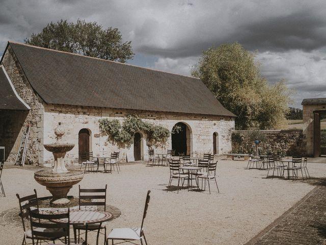 Le mariage de Julien et Louisa à Saint Sulpice sur Loire, Maine et Loire 13