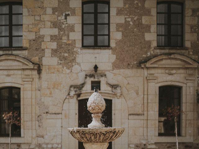 Le mariage de Julien et Louisa à Saint Sulpice sur Loire, Maine et Loire 15