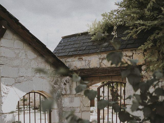 Le mariage de Julien et Louisa à Saint Sulpice sur Loire, Maine et Loire 17