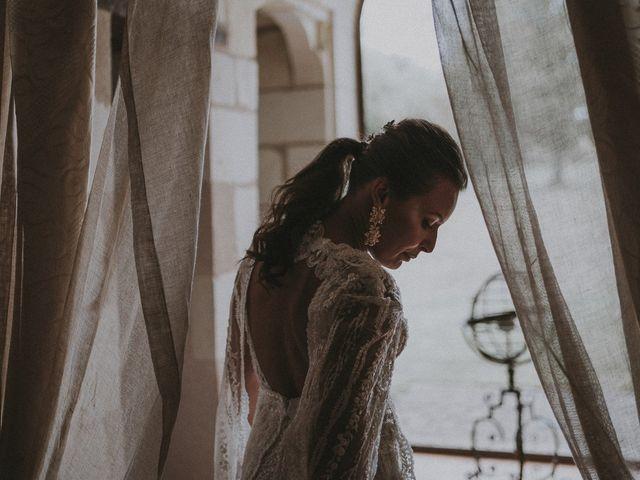 Le mariage de Julien et Louisa à Saint Sulpice sur Loire, Maine et Loire 26