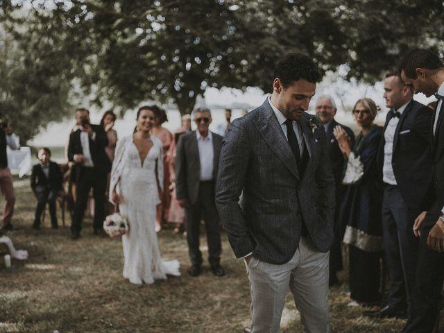 Le mariage de Julien et Louisa à Saint Sulpice sur Loire, Maine et Loire 34