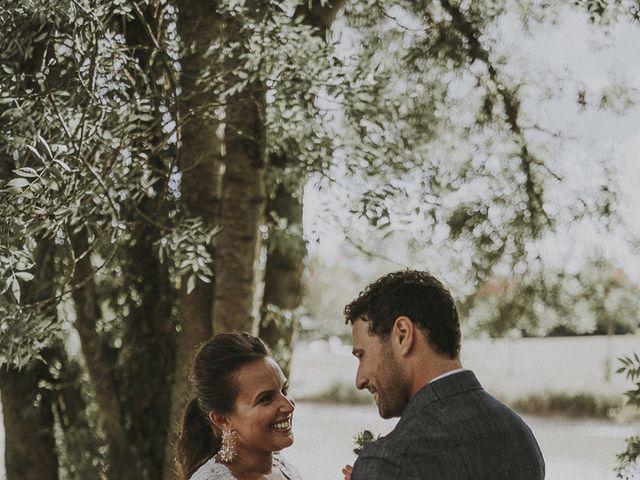 Le mariage de Julien et Louisa à Saint Sulpice sur Loire, Maine et Loire 37