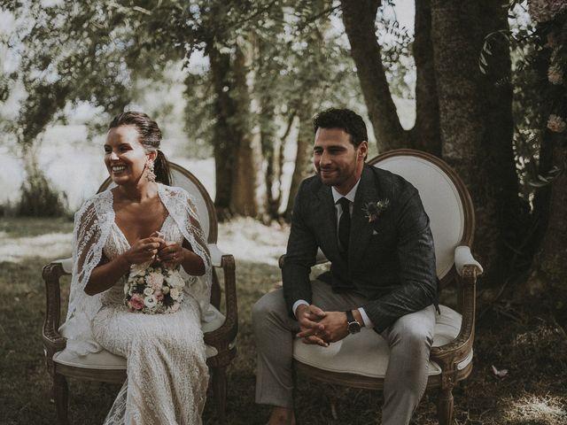 Le mariage de Julien et Louisa à Saint Sulpice sur Loire, Maine et Loire 38